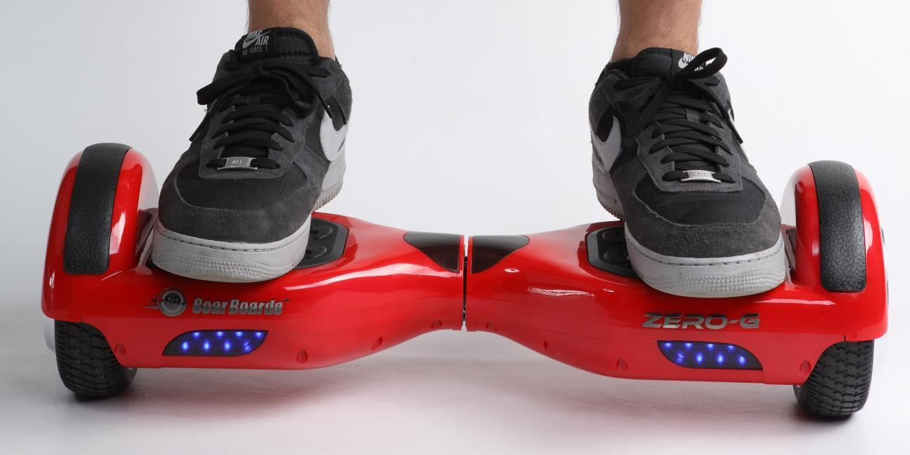 Hoverboard Guide; Top 6 Hoverboards for 2016
