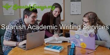 Spanish Academic Writing Services