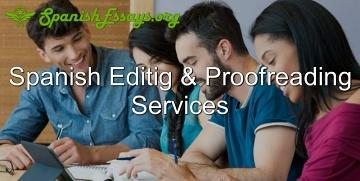Spanish Essay Writing Services