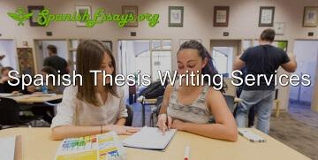 Spanish Research Paper Writing Services