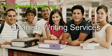 Spanish Dissertation Writing Services